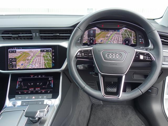 40TDIクワトロスポーツ 認定中古車 元デモカー 禁煙車 HDマトリクスLEDヘッドライト リアシートヒーター アシスタンスパッケージ アダプティブクルコン サイドアシスト レーンアシスト 地デジ Bluetooth(17枚目)