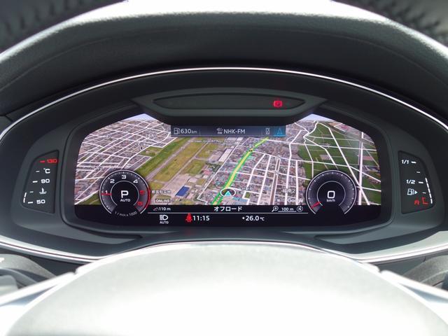 40TDIクワトロスポーツ 認定中古車 元デモカー 禁煙車 HDマトリクスLEDヘッドライト リアシートヒーター アシスタンスパッケージ アダプティブクルコン サイドアシスト レーンアシスト 地デジ Bluetooth(19枚目)