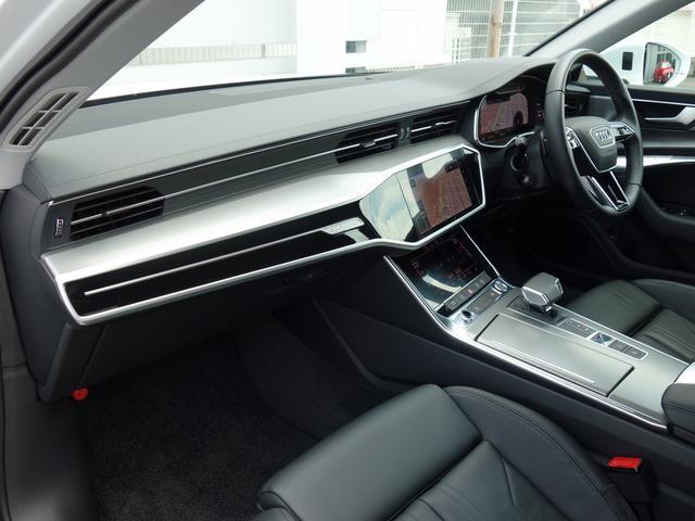 40TDIクワトロスポーツ 認定中古車 元デモカー 禁煙車 HDマトリクスLEDヘッドライト リアシートヒーター アシスタンスパッケージ アダプティブクルコン サイドアシスト レーンアシスト 地デジ Bluetooth(26枚目)
