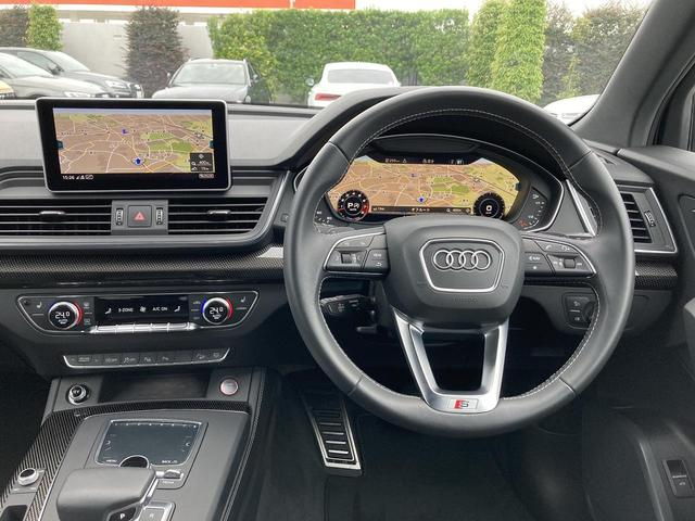 ベースグレード 認定中古車 レッドキャリパー レザーPKG プライバシーガラス ワンオーナー MMIナビ サラウンドカメラ 電動リアゲート シートヒーター 地デジ Bluetooth(15枚目)