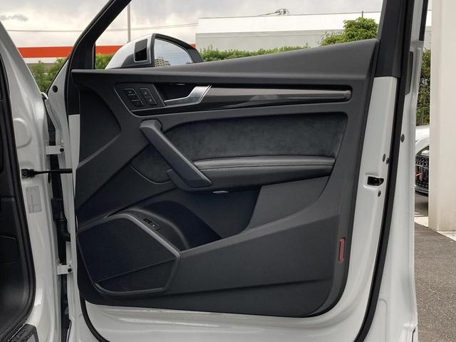 ベースグレード 認定中古車 レッドキャリパー レザーPKG プライバシーガラス ワンオーナー MMIナビ サラウンドカメラ 電動リアゲート シートヒーター 地デジ Bluetooth(31枚目)