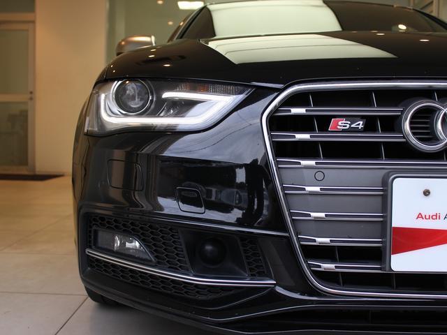 アウディ アウディ S4アバント ベースグレード 2015モデル ワンオーナー 認定中古車
