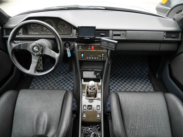 モーゼルマンターボ 300CR 限定車(8枚目)