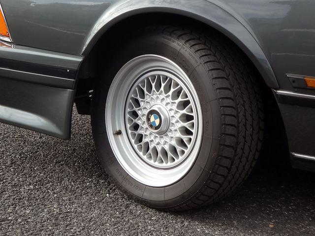 BMW BMW 635i CSI ワンオーナー車 ディラー記録18枚