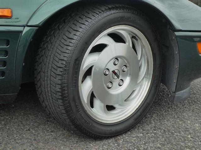 ディーラー車 2オーナー オリジナル車 整備記録14枚(19枚目)