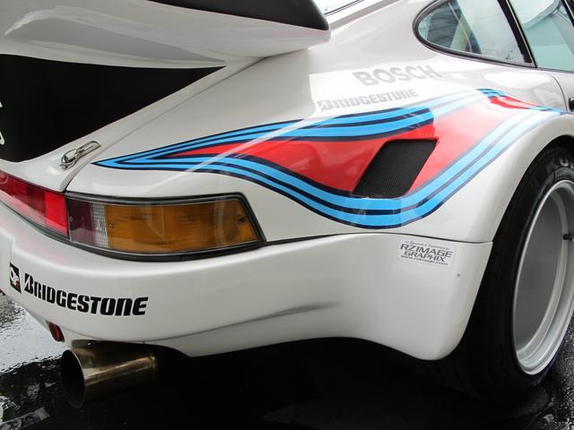 ポルシェ ポルシェ 911ターボ マルティニカラー フルチューン公認580PS