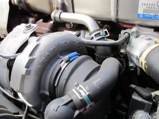 ロングWキャブ全低床 冷蔵冷凍車-5℃ 極東パワーゲート(26枚目)