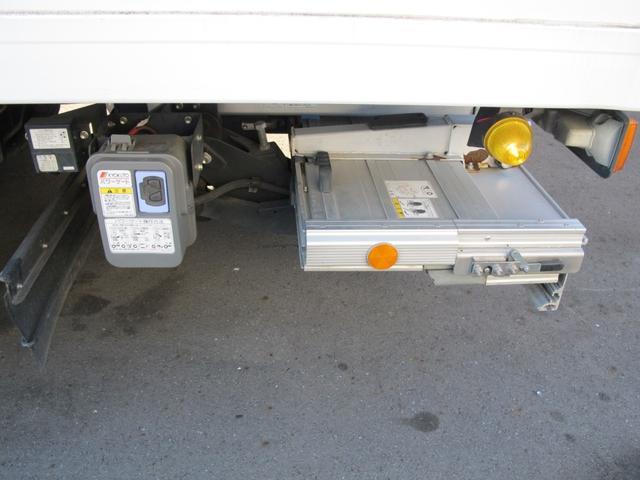 ロングWキャブ全低床 冷蔵冷凍車-5℃ 極東パワーゲート(33枚目)
