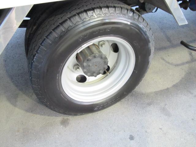 ロングWキャブ全低床 冷蔵冷凍車-5℃ 極東パワーゲート(36枚目)