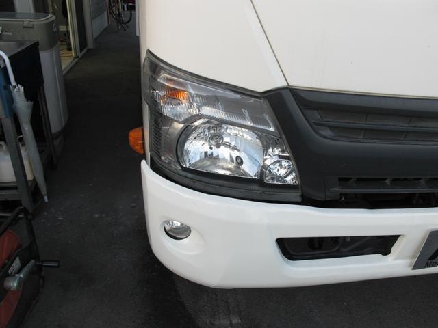ロングWキャブ全低床 冷蔵冷凍車-5℃ 極東パワーゲート(39枚目)