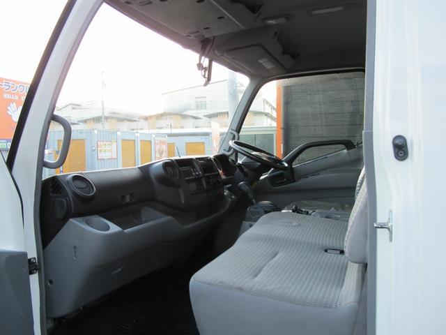 ロングWキャブ全低床 冷蔵冷凍車-5℃ 極東パワーゲート(40枚目)