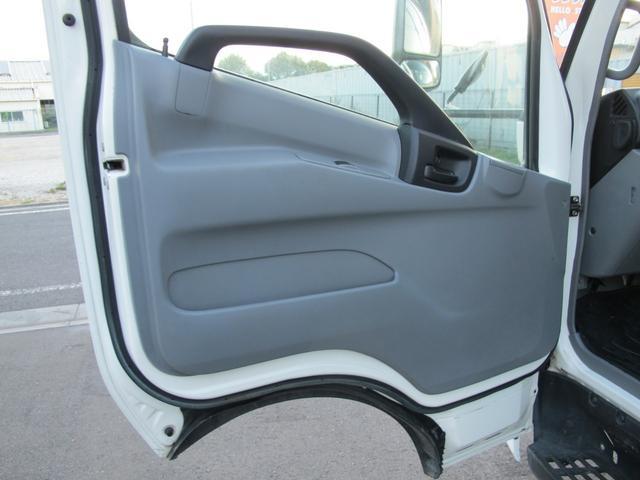 ロングWキャブ全低床 冷蔵冷凍車-5℃ 極東パワーゲート(42枚目)
