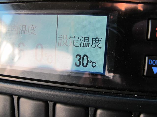 ロングWキャブ全低床 冷蔵冷凍車-5℃ 極東パワーゲート(50枚目)