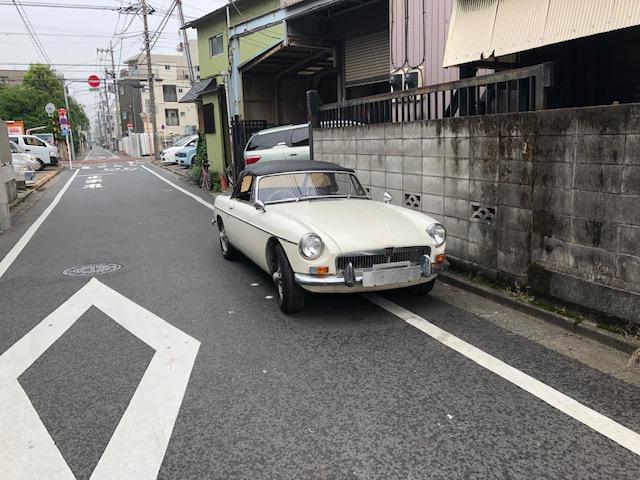 「MG」「MGB」「オープンカー」「東京都」の中古車4