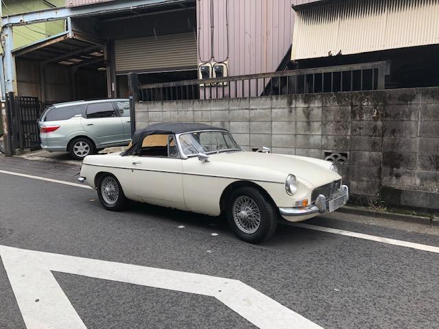 「MG」「MGB」「オープンカー」「東京都」の中古車5