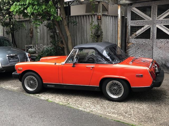 「MG」「ミゼット」「オープンカー」「東京都」の中古車3