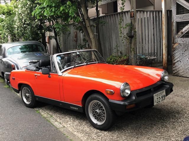 「MG」「ミゼット」「オープンカー」「東京都」の中古車24