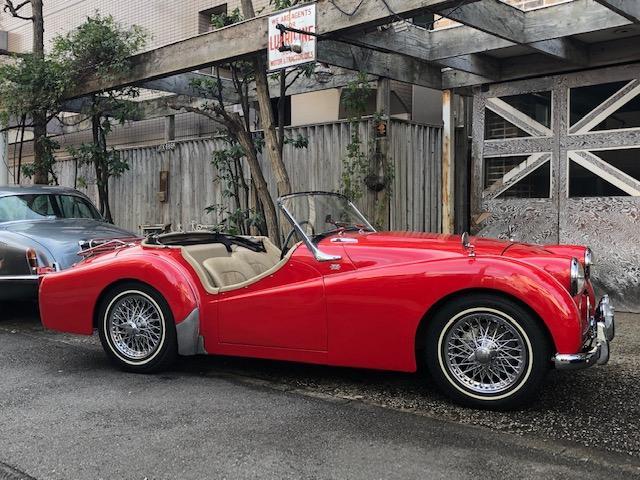 「その他」「トライアンフその他」「オープンカー」「東京都」の中古車15