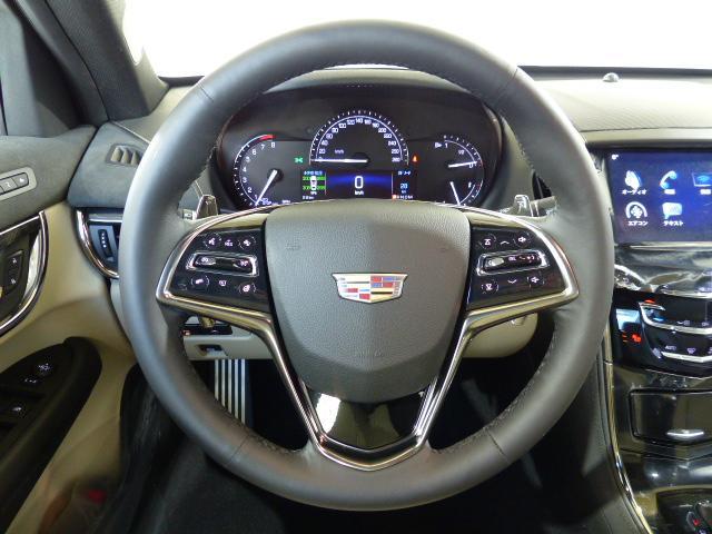 キャデラック キャデラック ATS プレミアム 正規D車 17yモデル マグネティックライド
