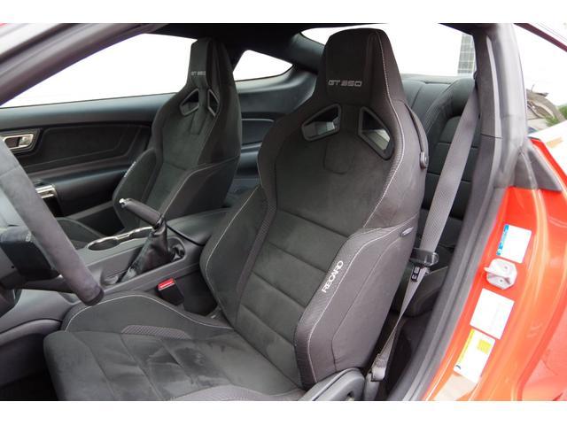 フォード フォード マスタング シェルビーGT350BCD自社輸入車RECAROクロスシート