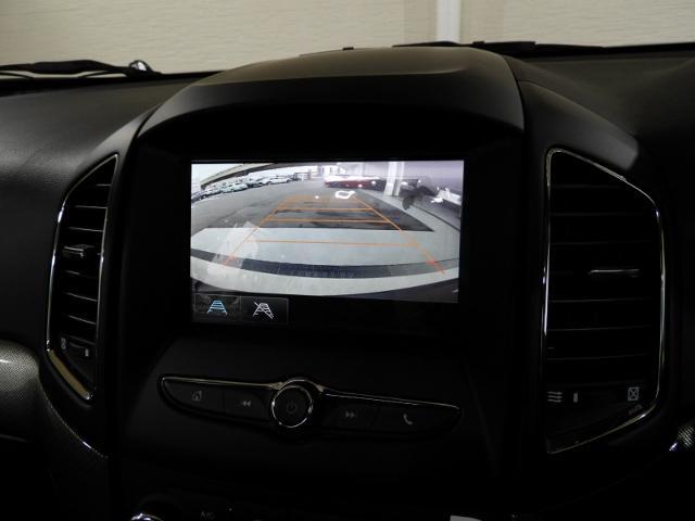 シボレー シボレーキャプティバ ラグジュアリ 正規ディーラー車 サンルーフ フルレザーシート