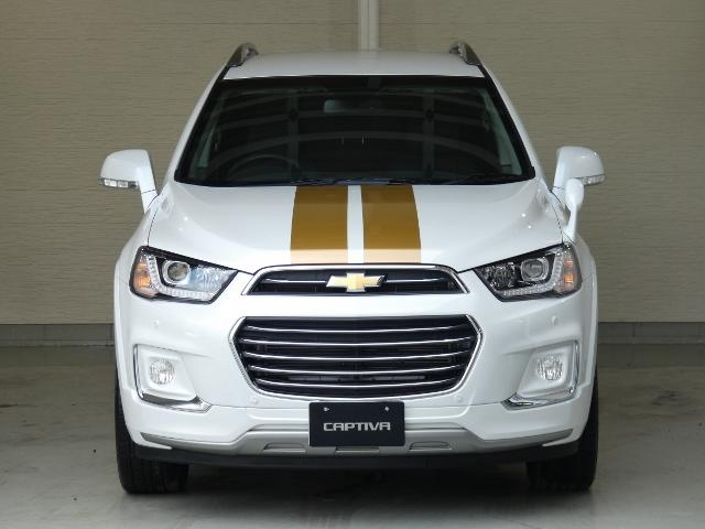 シボレー シボレーキャプティバ ベースグレード ストリートエディション 特別限定仕様車両