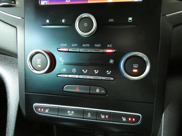 ルノー スポール 正規ディーラー車 国産新品タイヤ4本装着 メーカー保証継承 LEDヘッドライト AppleCarPlay AndroidAuto バックカメラ 障害物センサー 純正19インチAW スマートキー ETC(14枚目)