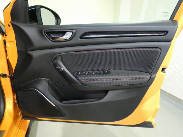 ルノー スポール 正規ディーラー車 国産新品タイヤ4本装着 メーカー保証継承 LEDヘッドライト AppleCarPlay AndroidAuto バックカメラ 障害物センサー 純正19インチAW スマートキー ETC(18枚目)