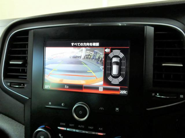 ルノー スポール 正規ディーラー車 国産新品タイヤ4本装着 メーカー保証継承 LEDヘッドライト AppleCarPlay AndroidAuto バックカメラ 障害物センサー 純正19インチAW スマートキー ETC(19枚目)