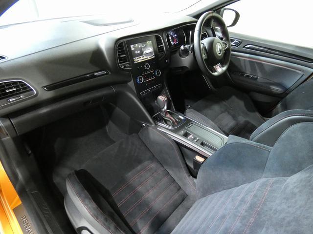 ルノー スポール 正規ディーラー車 国産新品タイヤ4本装着 メーカー保証継承 LEDヘッドライト AppleCarPlay AndroidAuto バックカメラ 障害物センサー 純正19インチAW スマートキー ETC(21枚目)