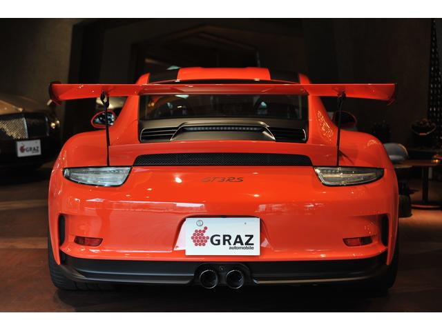 ポルシェ ポルシェ GT3RS ボンネット/ヘッドライト/Fガラス保護フィルム