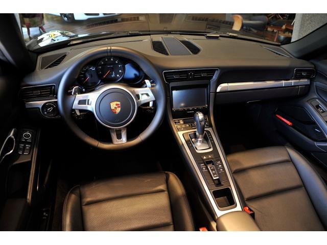 ポルシェ ポルシェ 911カレラ カブリオレブラックエディション