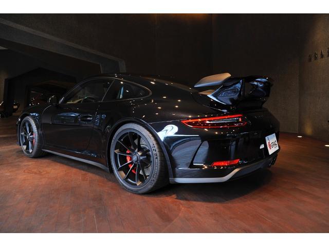 911GT3 D車 フロントリフティング(2枚目)