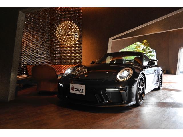 911GT3 D車 フロントリフティング(3枚目)