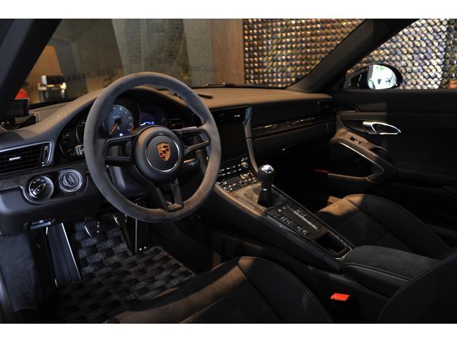 911GT3 D車 フロントリフティング(5枚目)