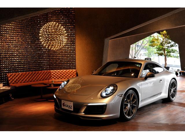 911カレラT 日本未導入MT 新車並行(5枚目)