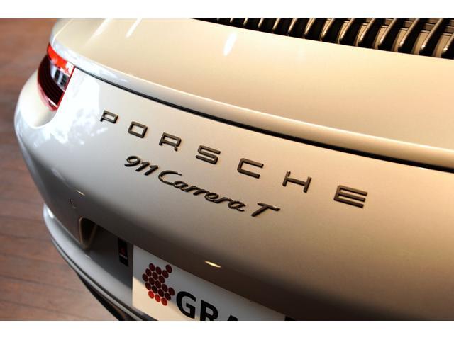 911カレラT 日本未導入MT 新車並行(9枚目)