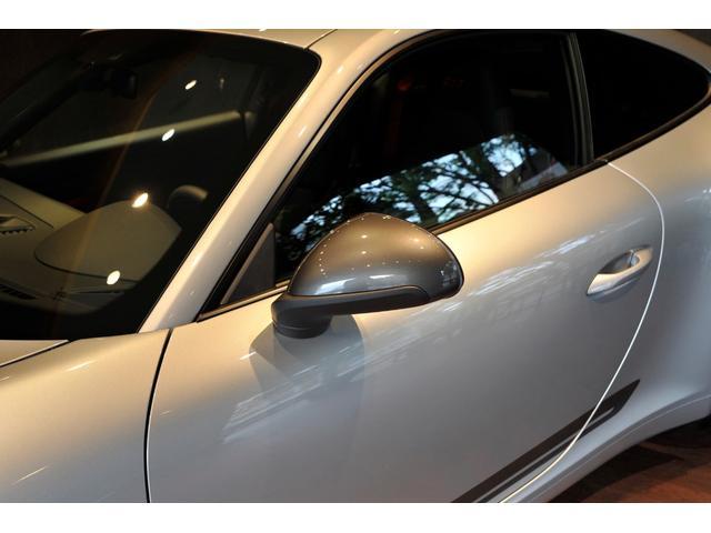 911カレラT 日本未導入MT 新車並行(12枚目)