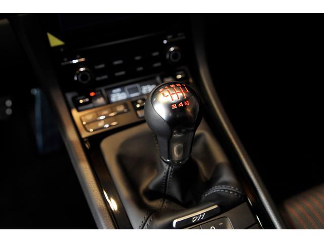 911カレラT 日本未導入MT 新車並行(19枚目)