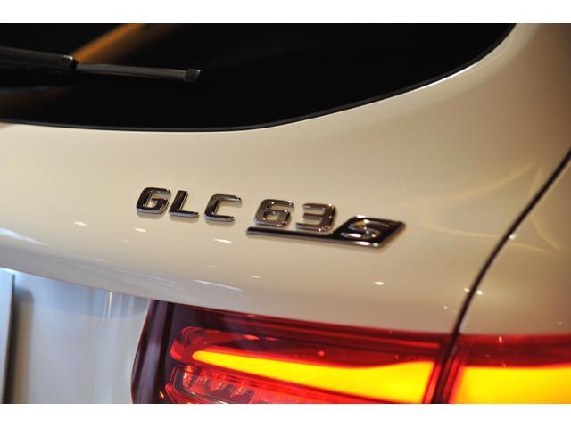 GLC63 S 4マチック+(6枚目)