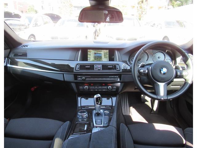 BMW BMW 523i Mスポーツ全国1年保証付 1オナ 禁煙車 地デジ