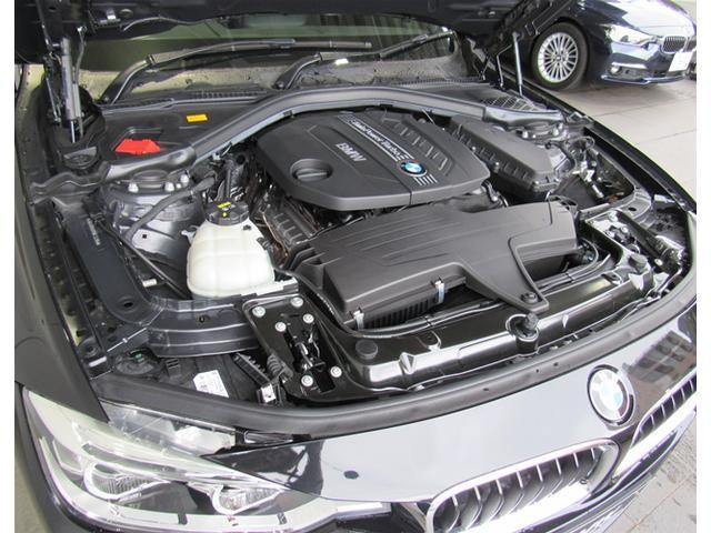 2.0L 直列4気筒BMWツインパワーターボディーゼルエンジンを搭載。
