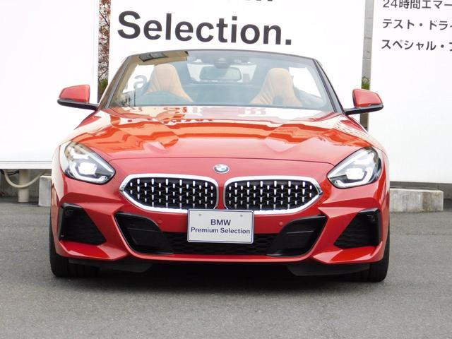 sDrive20iMスポーツNew BMW Z4元弊社試乗車(4枚目)