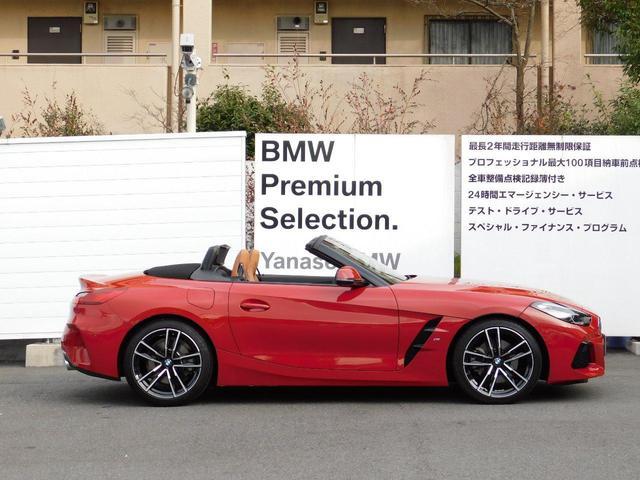 sDrive20iMスポーツNew BMW Z4元弊社試乗車(5枚目)