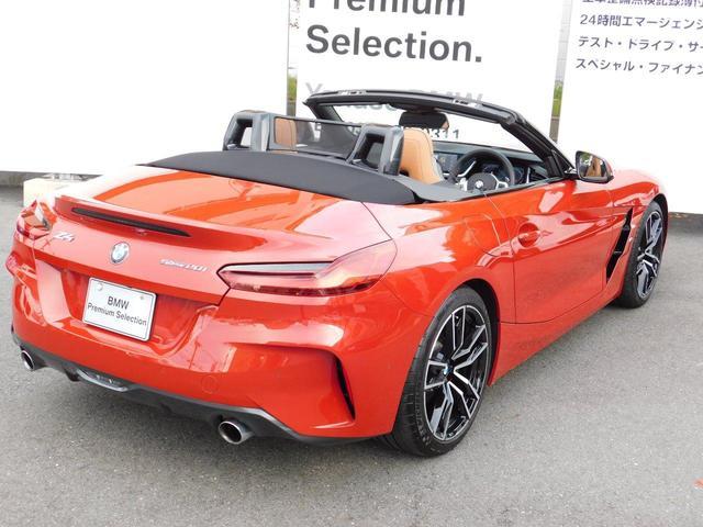 sDrive20iMスポーツNew BMW Z4元弊社試乗車(11枚目)
