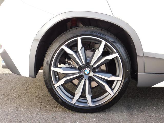 xDrive 20i MスポーツX 弊社デモカー・20インチAW・追従式クルーズコントロール(19枚目)