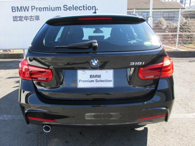 BMW BMW 318iツーリング Mスポーツ