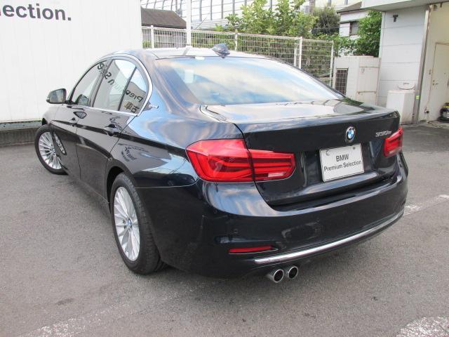 BMW BMW 330eラグジュアリー サドルブラウンレザー アクティブCC