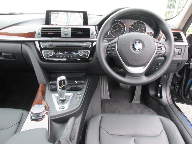 BMW BMW 330eラグジュアリー ブラックレザー