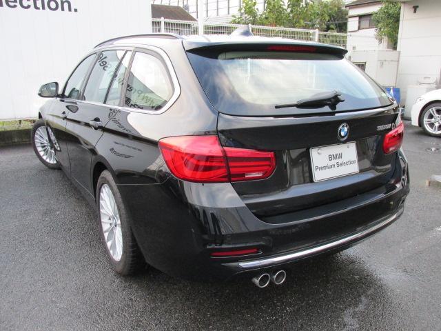 BMW BMW 320iツーリング ラグジュアリー ベージュレザーシート